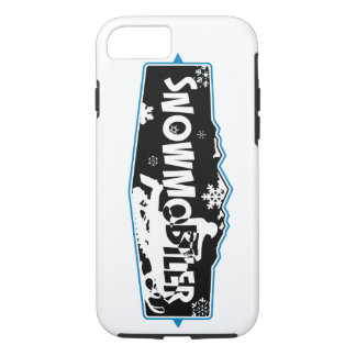 Snowmobiler iPhone 7 Tough case