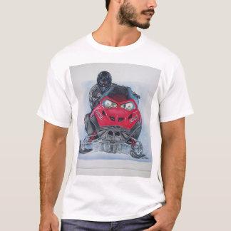 Snowmobiler T-Shirt