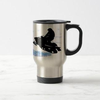 Snowmobiling - Snowmobilers Mug