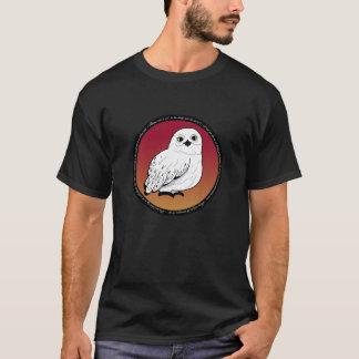snowowlcircle copy T-Shirt
