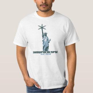 snowpocalypse NYC 2010 T-Shirt