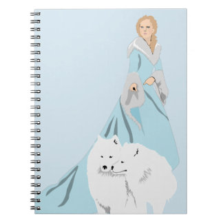 snowqueen notebook