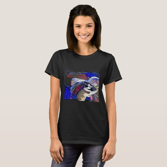 snowshoe afterdark kitty T-Shirt