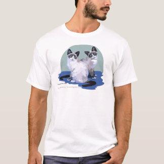 Snowshoe Cats T-Shirt