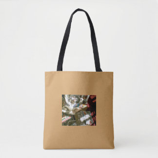 Snowshoe I'm cuckoo for coupons kitty Tote Bag