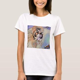 snowshoe life like kitty T-Shirt