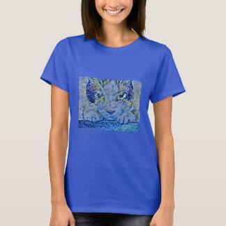 snowshoe winter spirit kitty T-Shirt