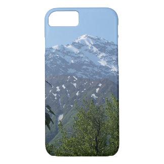 Snowy Alaskan Mountain iPhone Case
