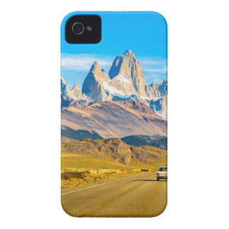 Snowy Andes Mountains, El Chalten, Argentina Case-Mate iPhone 4 Case