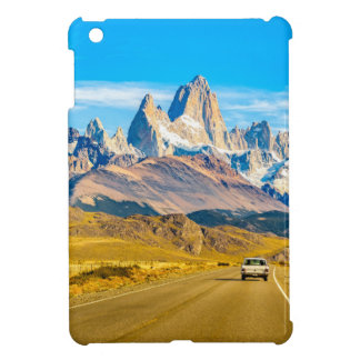 Snowy Andes Mountains, El Chalten, Argentina Cover For The iPad Mini