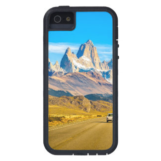 Snowy Andes Mountains, El Chalten, Argentina iPhone 5 Case