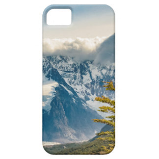 Snowy Andes Mountains, El Chalten Argentina iPhone 5 Covers