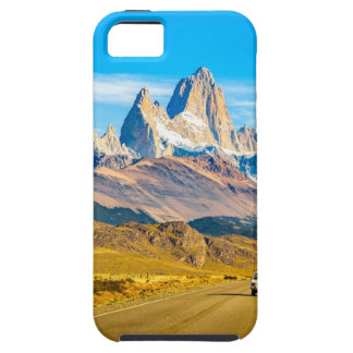Snowy Andes Mountains, El Chalten, Argentina iPhone 5 Covers