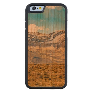 Snowy Andes Mountains Patagonia Argentina Carved Cherry iPhone 6 Bumper Case