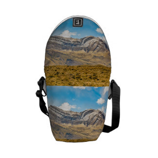 Snowy Andes Mountains Patagonia Argentina Commuter Bag