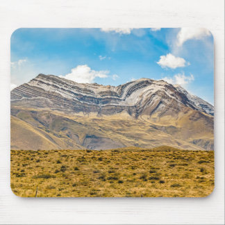 Snowy Andes Mountains Patagonia Argentina Mouse Pad