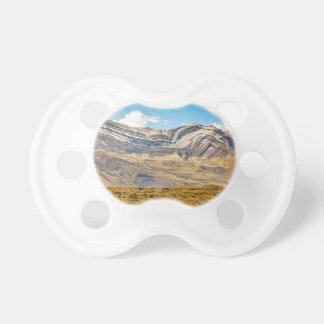Snowy Andes Mountains Patagonia Argentina Pacifier