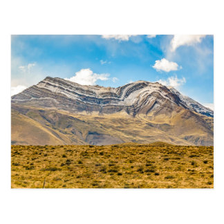 Snowy Andes Mountains Patagonia Argentina Postcard