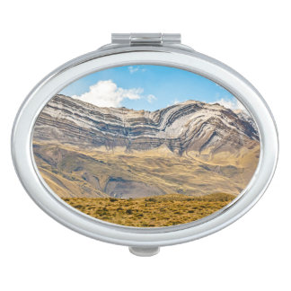 Snowy Andes Mountains Patagonia Argentina Travel Mirror