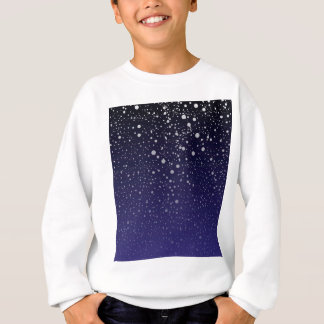 Snowy Backdrop Sweatshirt