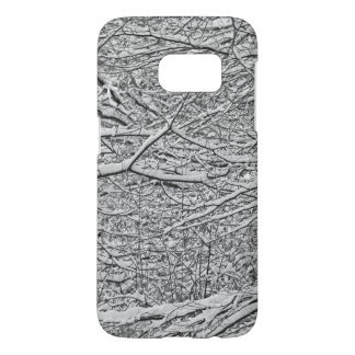 Snowy Branches Samsung Galaxy S7 Case