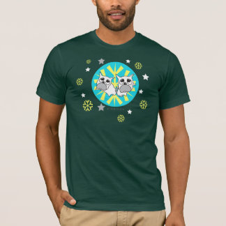 Snowy Dog T-Shirt