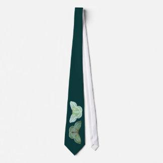 Snowy Emerald 2 ~ tie