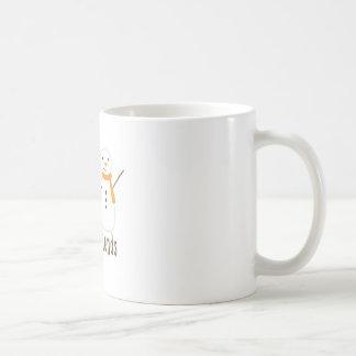Snowy Friends Basic White Mug