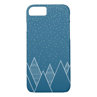 Snowy iPhone 7 Case