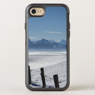 Snowy Landscape OtterBox Symmetry iPhone 8/7 Case
