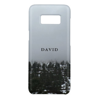 Snowy Lava Mountain Trees Case-Mate Samsung Galaxy S8 Case