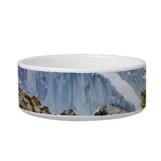 Snowy Mountains at Laguna Torre El Chalten Argenti Bowl