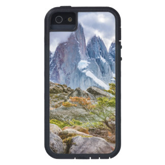 Snowy Mountains at Laguna Torre El Chalten Argenti iPhone 5 Cover