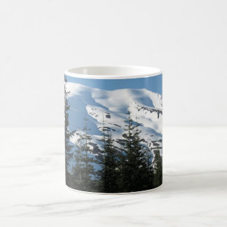 Snowy Mt St Helens From its Base Coffee Mug