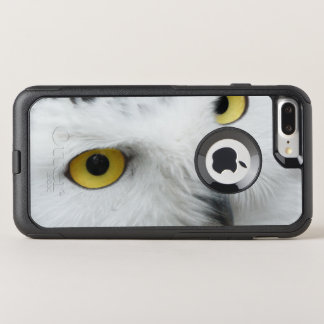 Snowy Owl Eyes OtterBox Commuter iPhone 8 Plus/7 Plus Case