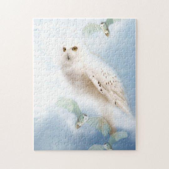 Snowy Owl jigsaw puzzle