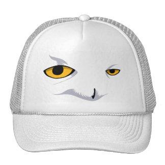 SNOWY OWL TRUCKER HAT