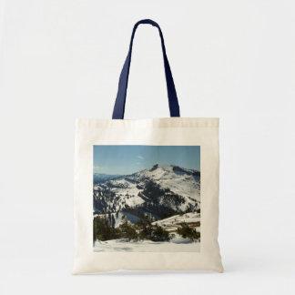Snowy Peaks of Grand Teton Mountains II Photo Tote Bag