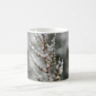 Snowy Plant Mug
