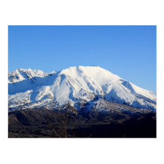 Snowy Range Near Mt. St. Helens Postcard