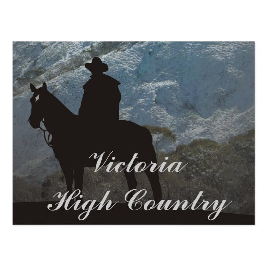 Snowy River II, Victoria High Country Postcard