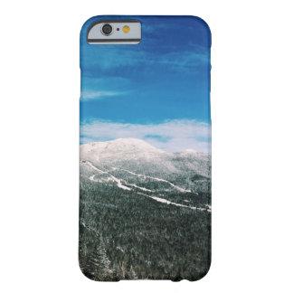 Snowy Ski Mountain iPhone 6/6s Case