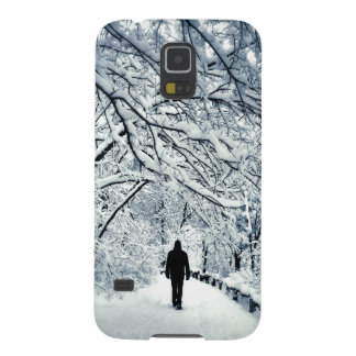 Snowy Solitude Cases For Galaxy S5