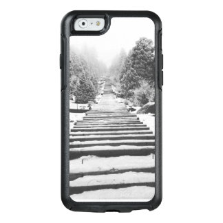 Snowy Stairway to Heaven OtterBox iPhone 6/6s Case