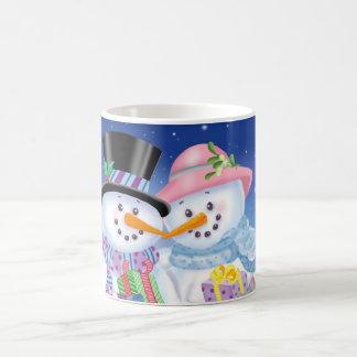 Snowy Sweethearts Mug