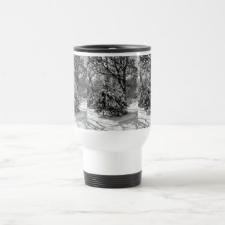 Snowy Winter Landscape  Coffee Mug