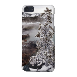Snowy Yellowstone iPod Touch (5th Generation) Cover