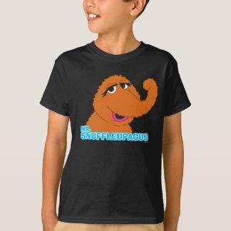 Snuffleupagus Relaxed T-Shirt