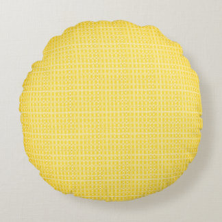 Snuggle_Accents-Royalty-Fabric's-Peach-Sangria Round Pillow