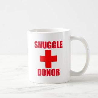 Snuggle Donor Coffee Mug
